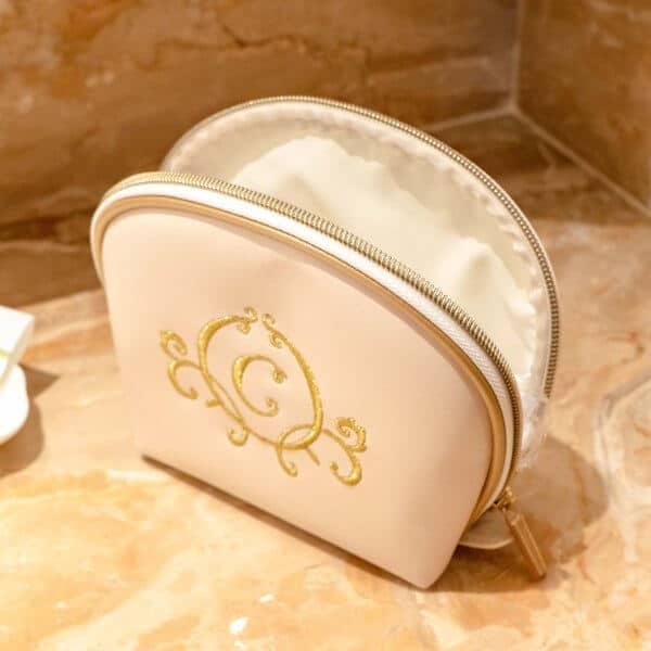 Kingdom Club Cinderella Suite Amenities Pouch Inside