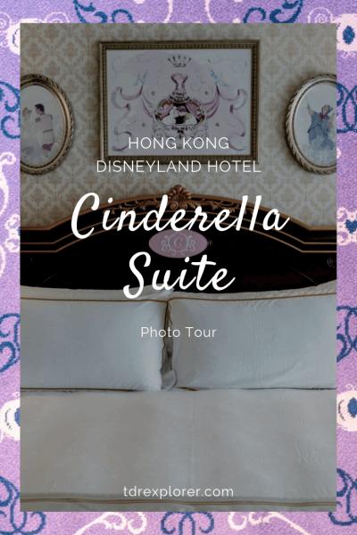 Kingdom Club Cinderella Suite Hong Kong Disneyland Hotel