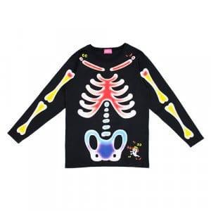 Long-sleeved T-shirt Women's Tokyo Disneyland Halloween 2019