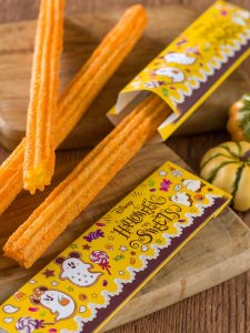 Maple Pumpkin Churro