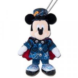 Mickey Plush Badge Disney Halloween Merchandise 2019