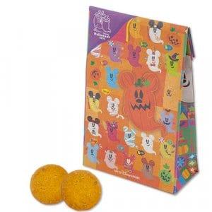Pumpkin Cookies Tokyo Disney Resort Halloween Merchandise 2019