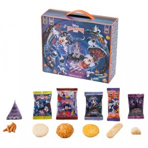 Rice Crackers Disney Halloween Merchandise 2019