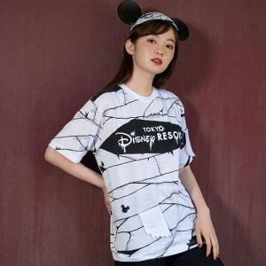 T-shirt Tokyo Disney Resort Halloween Merchandise 2019