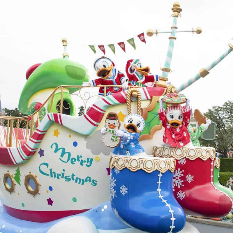 Tokyo Disney Resort Christmas 2019