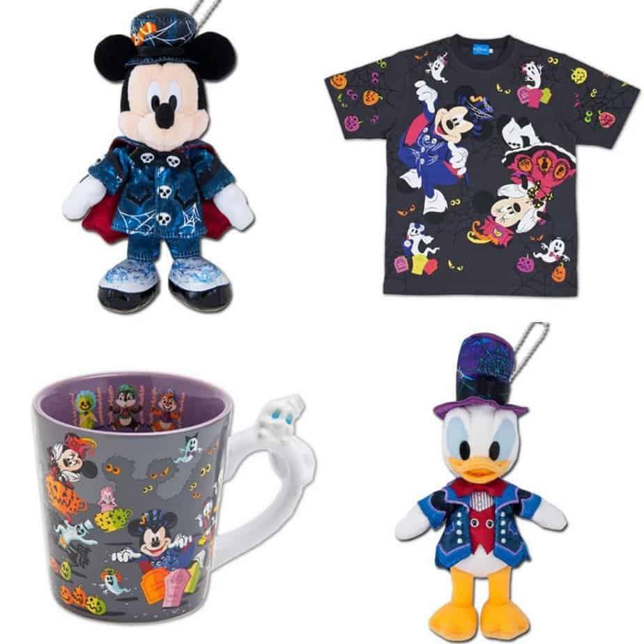 Tokyo Disneyland Halloween Merchandise 2019