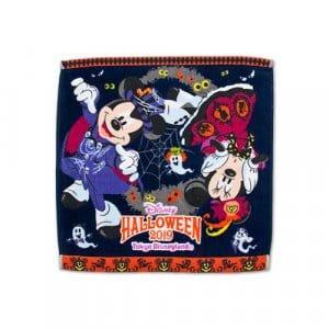 Wash Towel Tokyo Disneyland Halloween 2019