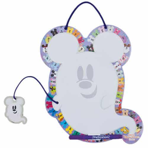 Whiteboard Tokyo Disney Resort Halloween Merchandise 2019