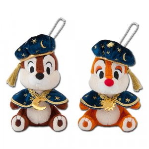 Chip and Dale Plush Badges