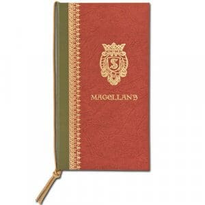 Magellan's Notebook