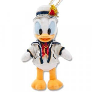Donald Plush Badge