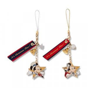 Mickey and Minnie Straps
