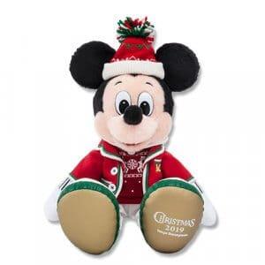 Mickey Plush Doll