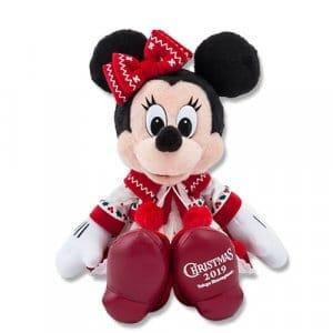 Minnie Plush Doll