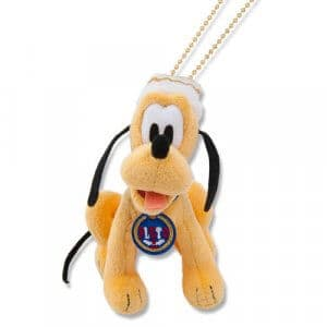 Pluto Plush Badge