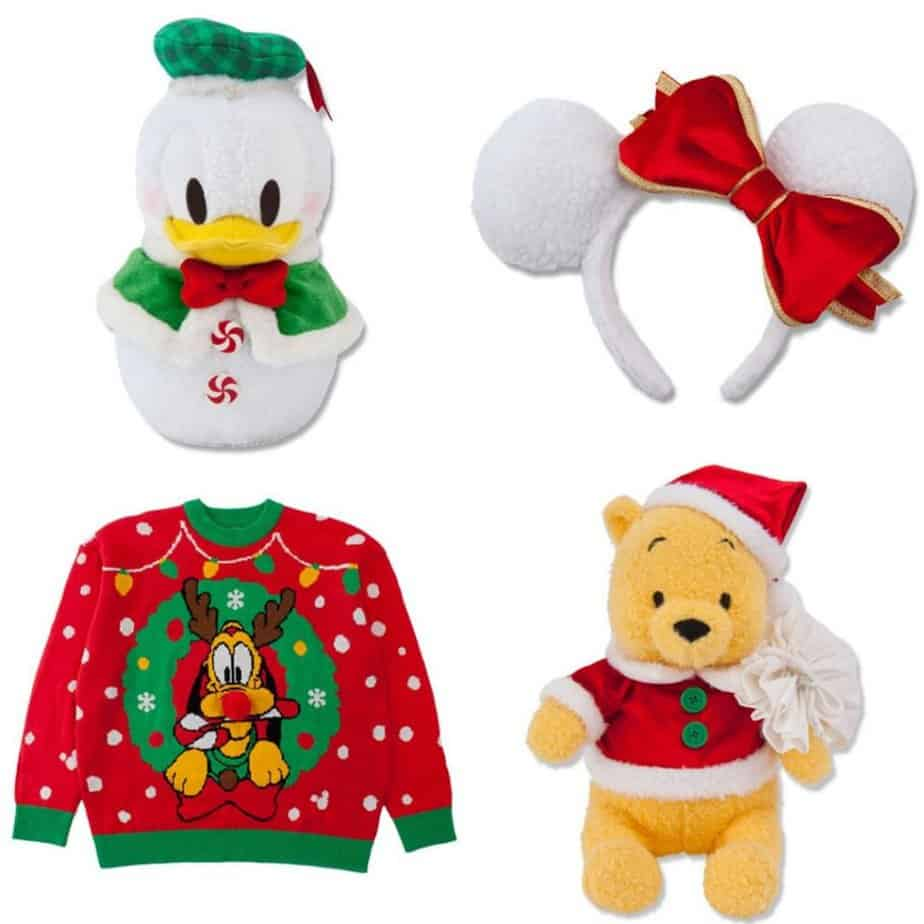 Tokyo Disney Resort Christmas SnoSnow Merchandise – Available At Both Parks