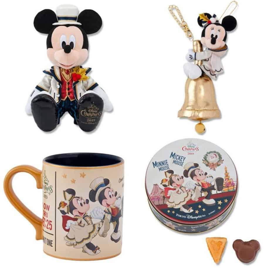 Tokyo DisneySea Christmas Merchandise 2019