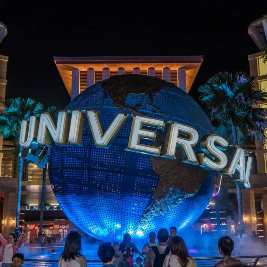 Universal Studios Singapore Summer Experience