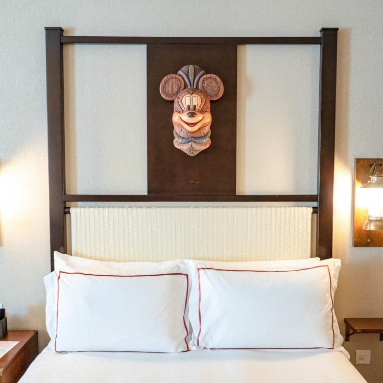 Disney Explorers Lodge Beds