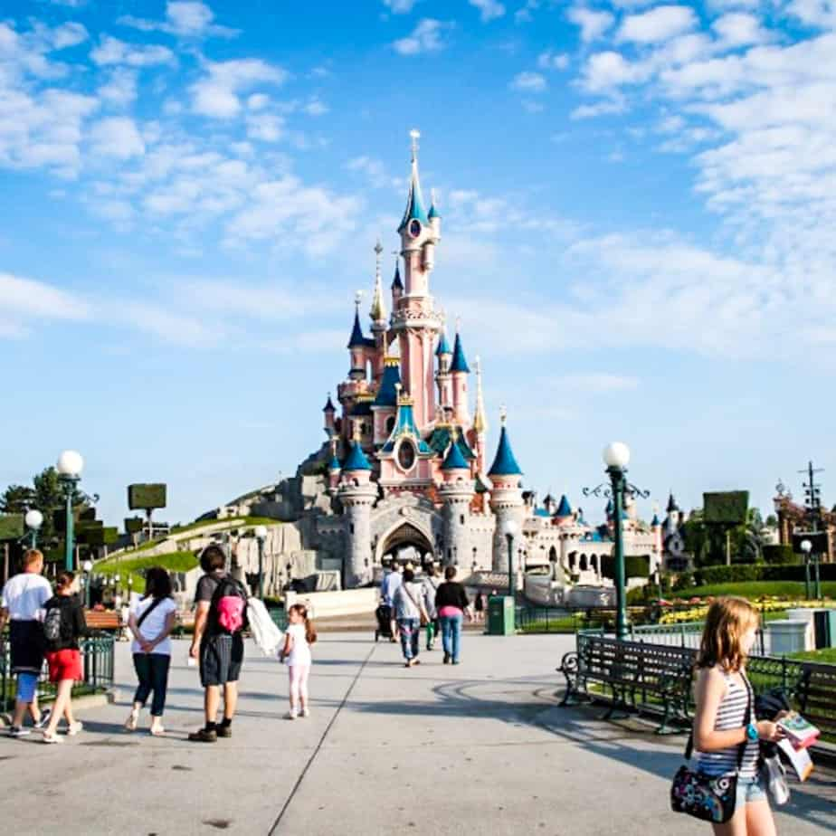 Disneyland Paris 20th Anniversary Trip Report