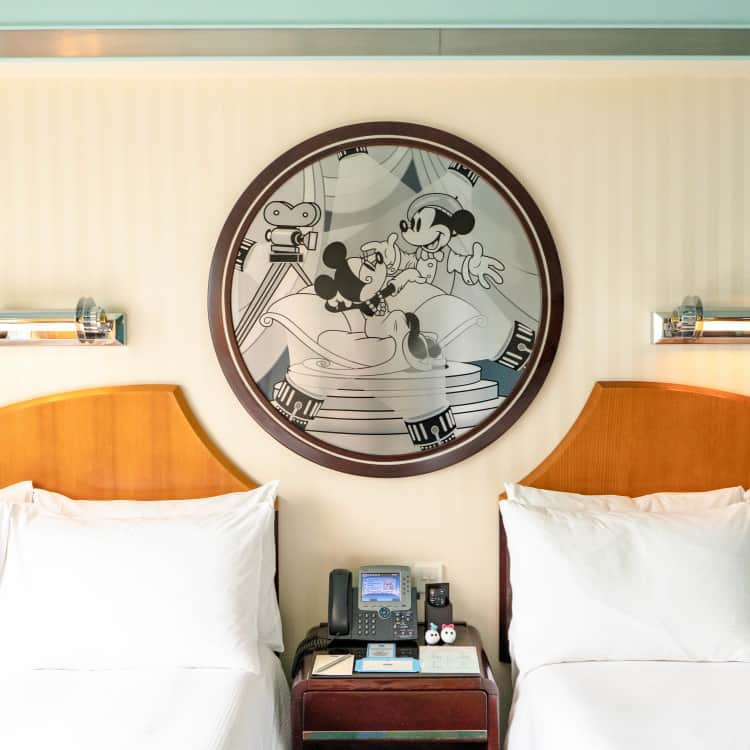Disney's Hollywood Hotel Beds