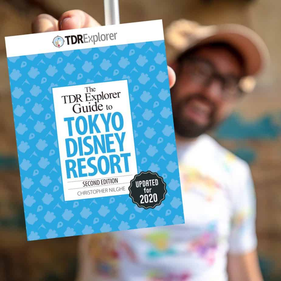 PREORDER: The TDR Explorer Guide to Tokyo Disney Resort 2020 Edition
