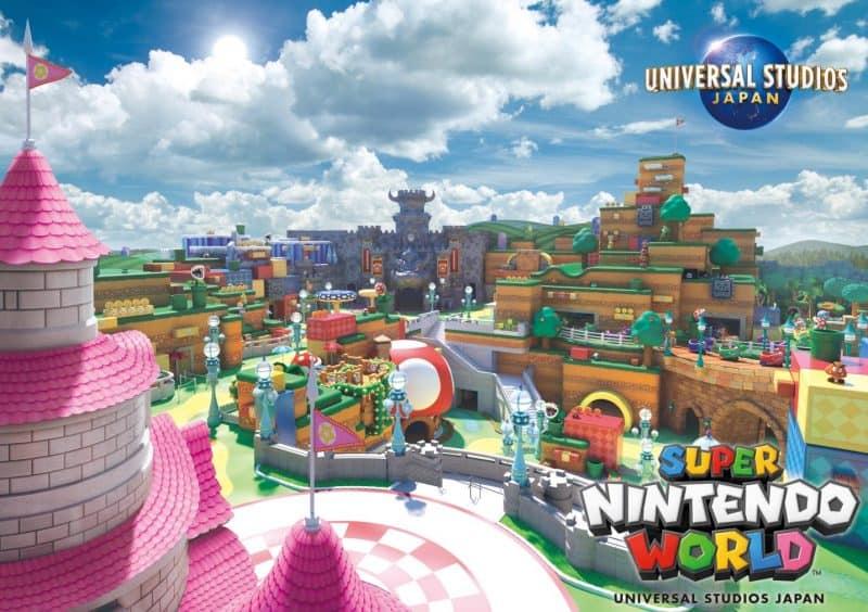 Super Nintendo World Universal Studios Japan Osaka