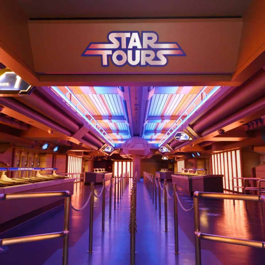 """Rise of Skywalker"" Scene Added to Star Tours in Tokyo Disneyland"