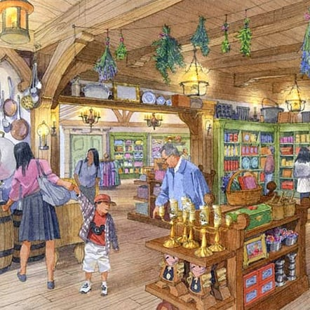 Preview: Merchandise Coming to Tokyo Disneyland's Huge Expansion