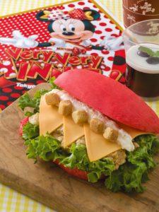Very Very Minnie Food