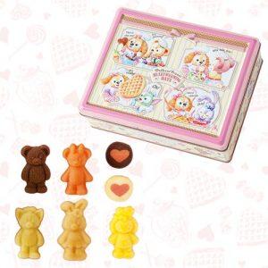 Assorted Sweets Tokyo DisneySea Duffy Merchandise