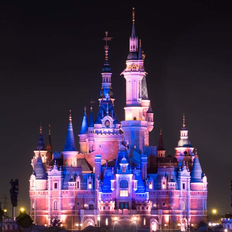Shanghai Disneyland Closed in Response to Coronavirus Outbreak in China