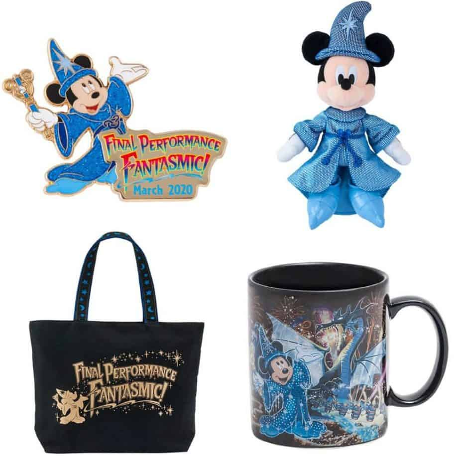 Fantasmic! Final Performance Merchandise at Tokyo DisneySea