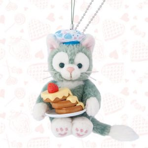 Gelatoni Plush Strap Tokyo DisneySea Duffy Merchandise