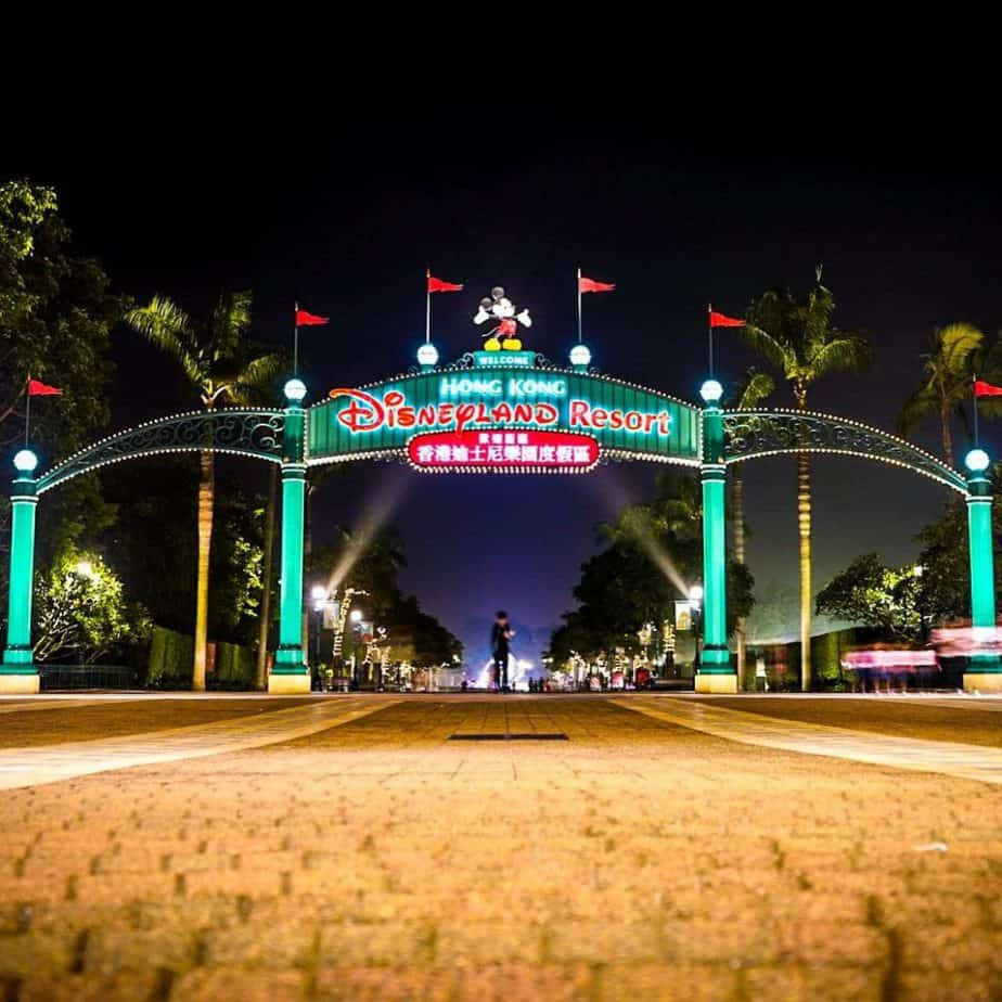 Hong Kong Disneyland Closed Due to Coronavirus