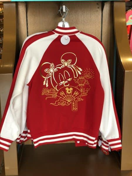 Jacket (back) Chinese New Year 2020 Shanghai Disneyland