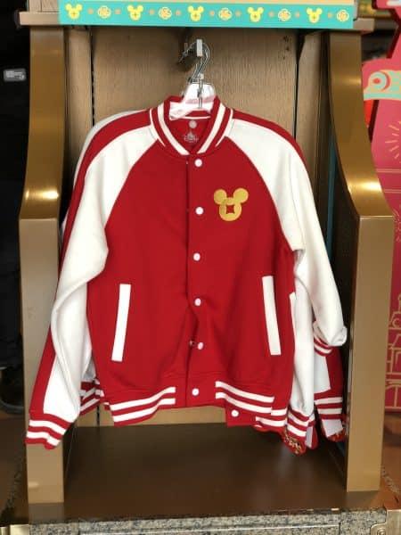 Jacket (front) Chinese New Year 2020 Shanghai Disneyland
