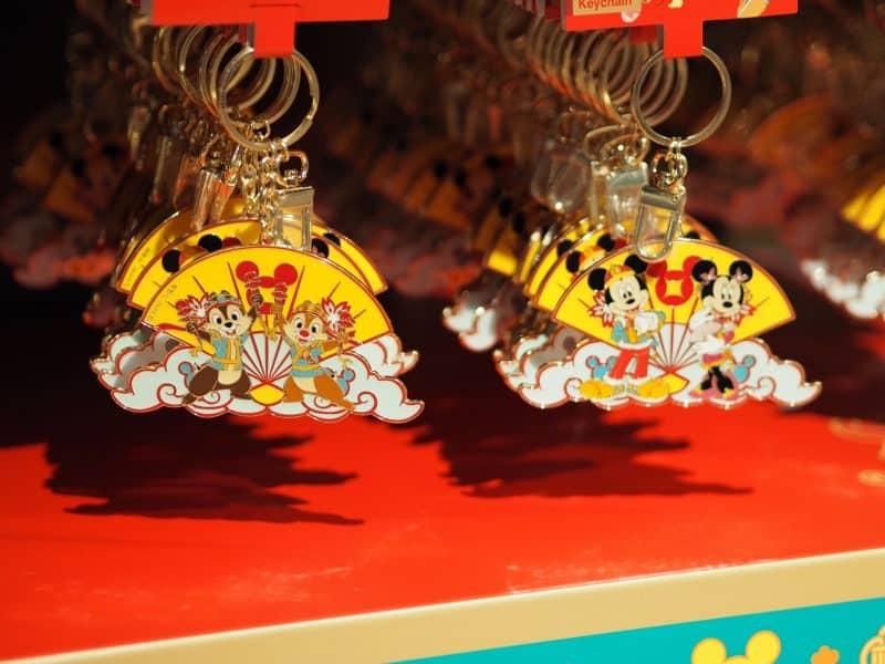 Keychains Chinese New Year 2020 Shanghai Disneyland