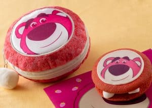 Lotso Cookie Sandwich Pixar Playtime Menu 2020