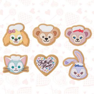 Magnet Set Tokyo DisneySea Duffy Merchandise