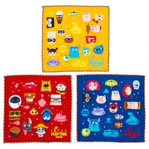 Mini Towel Set Pixar Merchandise 2020