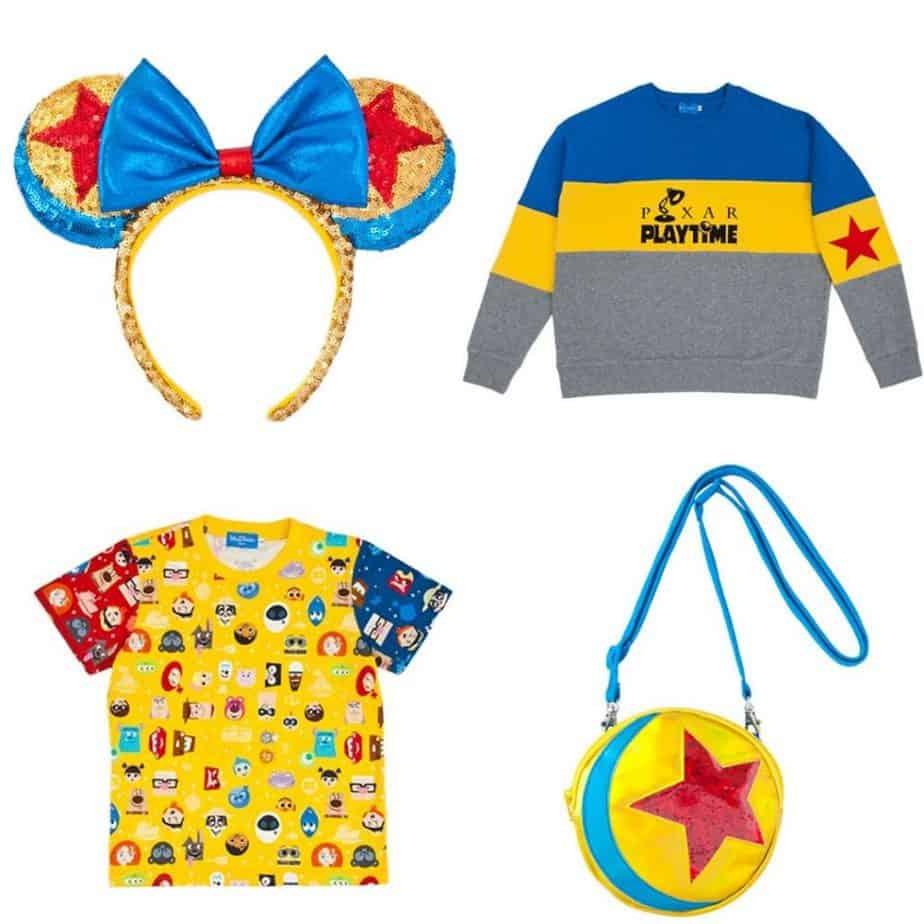 Pixar Playtime Merchandise at Tokyo DisneySea 2020