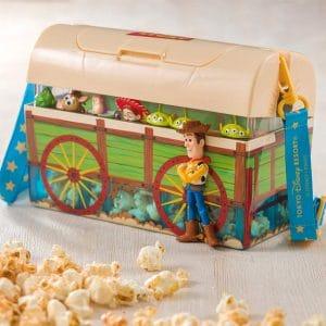 Popcorn Bucket Pixar Playtime Menu 2020
