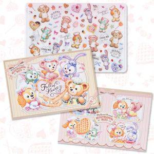 Postcard Set Tokyo DisneySea Duffy Merchandise