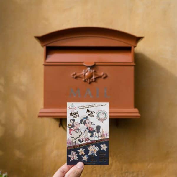 Postcard Tokyo DisneySea