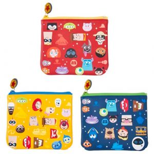 Pouch Set Tokyo DisneySea Merchandise