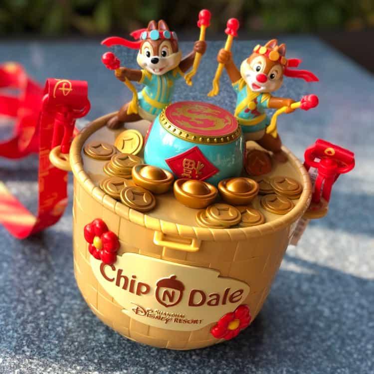 Shanghai Disneyland Chinese New Year 2020 Merchandise