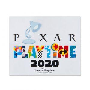 Sticker Tokyo DisneySea Merchandise