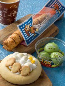 Toy Story Set Pixar Playtime Menu 2020