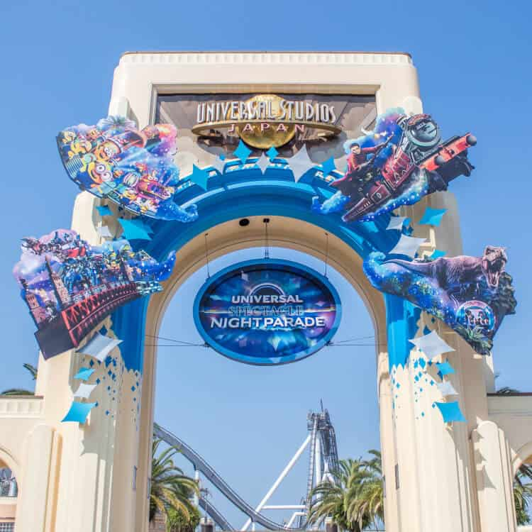 11 Great Reasons to Visit Universal Studios Japan